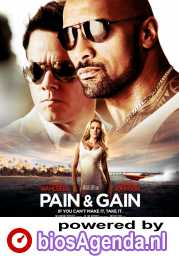 Pain and Gain poster, copyright in handen van productiestudio en/of distributeur