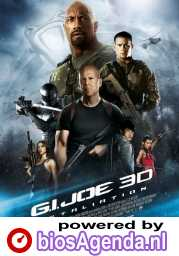 G.I. Joe: Retaliation poster, © 2012 Universal Pictures International