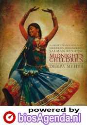 Midnight's Children poster, © 2012 Paradiso