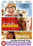 Song for Marion poster, © 2012 Cinéart