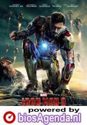 Iron Man 3 poster, © 2013 Walt Disney Pictures