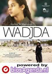 Wadjda poster, copyright in handen van productiestudio en/of distributeur