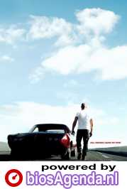Fast & Furious 6 poster, copyright in handen van productiestudio en/of distributeur