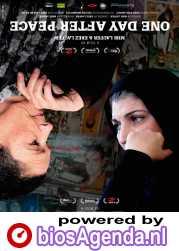 One Day After Peace poster, copyright in handen van productiestudio en/of distributeur