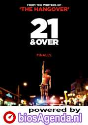 21 and Over poster, © 2013 A-Film Distribution