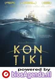 Kon-Tiki poster, © 2012 Imagine
