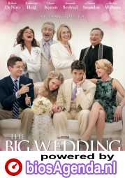 The Big Wedding poster, copyright in handen van productiestudio en/of distributeur