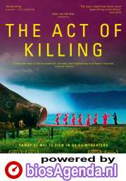 The Act of Killing poster, copyright in handen van productiestudio en/of distributeur