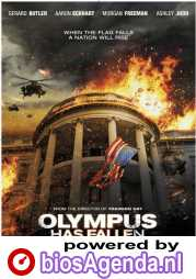 Olympus Has Fallen poster, copyright in handen van productiestudio en/of distributeur