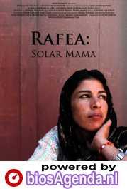 Rafea: Solar Mama poster, copyright in handen van productiestudio en/of distributeur