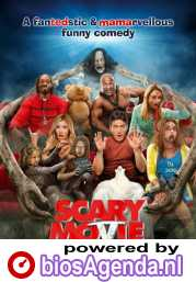 Scary Movie 5 poster, copyright in handen van productiestudio en/of distributeur
