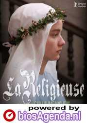 La Religieuse poster, © 2013 Contact Film