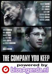 The Company You Keep poster, copyright in handen van productiestudio en/of distributeur