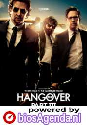 The Hangover Part III poster, © 2013 Warner Bros.