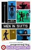 Men in Suits poster, copyright in handen van productiestudio en/of distributeur