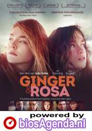 Ginger & Rosa poster, copyright in handen van productiestudio en/of distributeur