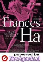Frances Ha poster, © 2012 A-Film Distribution