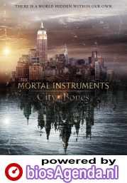 The Mortal Instruments: City of Bones poster, © 2013 E1 Entertainment Benelux