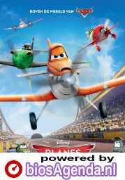 Planes poster, © 2013 Walt Disney Pictures