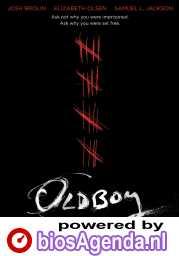 Oldboy poster, © 2013 Paradiso