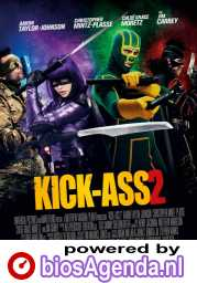 Kick-Ass 2 poster, © 2013 Universal Pictures