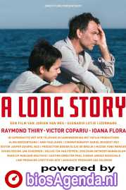 A Long Story poster, © 2013 Cinemadelicatessen