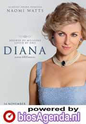 Diana poster, © 2013 Cinéart