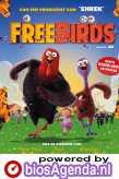 Free Birds poster, © 2013 A-Film Distribution