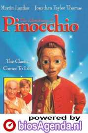 poster 'The Adventures of Pinocchio' © 2000 Kushner-Locke Company
