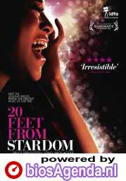 Twenty Feet from Stardom poster, © 2013 Wild Bunch