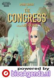 The Congress poster, © 2013 Cinéart
