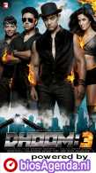 Dhoom 3 poster, copyright in handen van productiestudio en/of distributeur