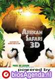 African Safari poster, © 2013 Dutch FilmWorks