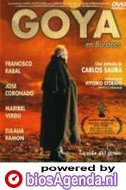 Poster 'Goya' © 2001 IMDb.com