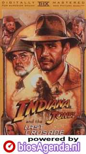 Poster 'Indiana Jones and the Last Crusade' © 1989 Lucasfilm Ltd.