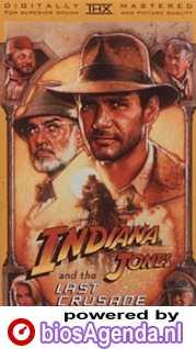 Poster 'Indiana Jones and the Last Crusade' © 1989 Lucasfilm Ltd.