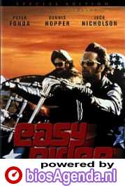 DVD-cover 'Easy Rider' © 1969 Columbia Pictures Corporation