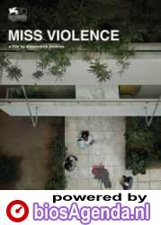 Miss Violence poster, copyright in handen van productiestudio en/of distributeur