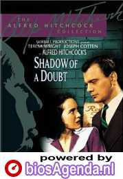 DVD-cover 'Shadow of a Doubt' © 1943 Universal Pictures