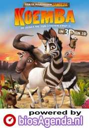 Khumba poster, © 2013 E1 Entertainment Benelux