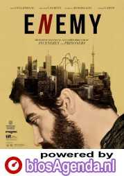 Enemy poster, © 2013 Filmfreak Distributie