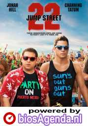22 Jump Street poster, © 2014 Universal Pictures