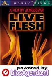 Amerikaanse poster 'Carne Trémula' © 2001 IMDb.com