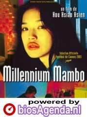 Poster van 'Millennium Mambo' © 2002 Filmmuseum