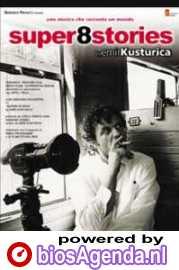 Poster met Emir Kusturica (c) 2001 Fandango