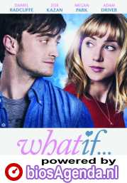 What If poster, © 2013 E1 Entertainment Benelux