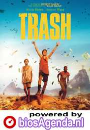 Trash poster, © 2014 Universal Pictures International