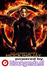 The Hunger Games: Mockingjay - Part 1 poster, © 2014 Independent Films