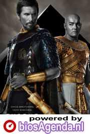 Exodus: Gods and Kings poster, © 2014 20th Century Fox