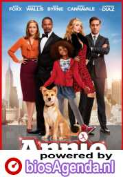 Annie poster, © 2014 Universal Pictures
